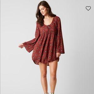 Amuse Society boho dress/blouse